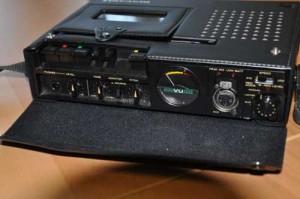 Mit der Cassette wurden die Aufnahmegeräte kleiner.