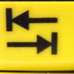 Abbildung einer Tabulatortaste