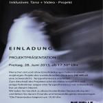 Einladung zur Projektpräsentation LIMBUS