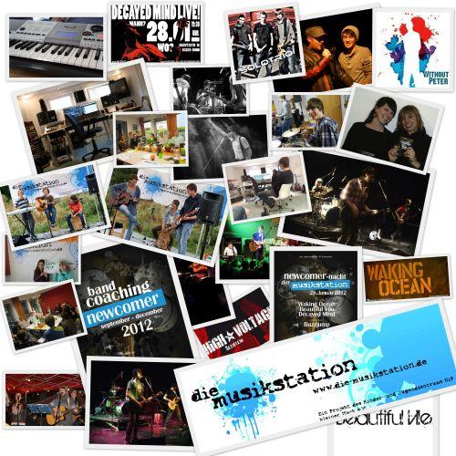 Collage Musikstation_webII
