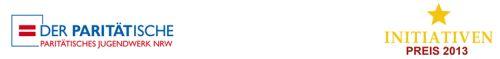 Logo des Initiativenpreis des Paritätischen