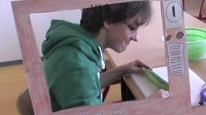 Filmarbeit an der Förderschule