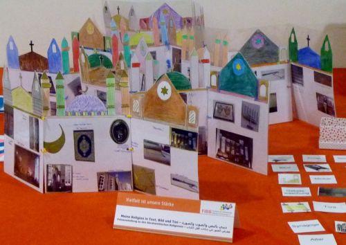 Ergebnispräsentation des Projekts Medienarbeit in Moscheen