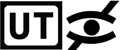 Symbole für Untertitel und Audiodeskription