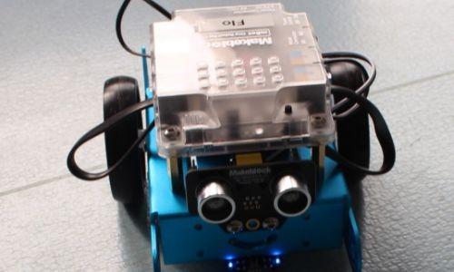 Mbot: Programmierbares Roboterfahrzeug