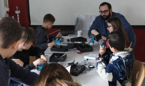 Kinder programmieren
