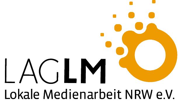 Logo und Link zu Landesarbeitsgemeinschaft Lokale Medienarbeit NRW e.V.