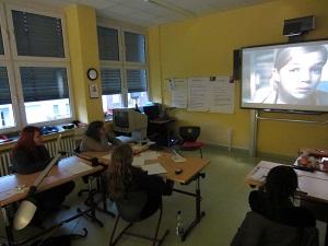 Kurzfilm Sturmfrei in der Schule