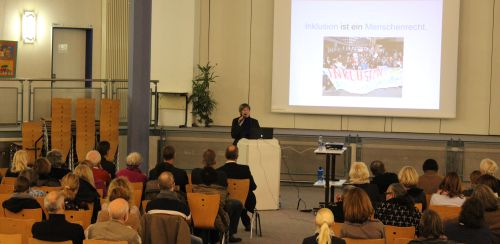 Auftaktveranstaltung Projekt Inklusion der Stadt Gütersloh