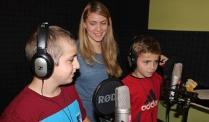 Inklusives Radioprojekt: Im Tonstudio des jfc