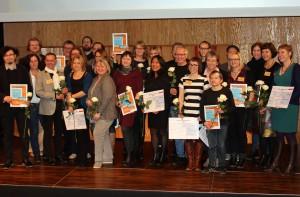 Preisträger des Dieter-Baacke-Preises 2015