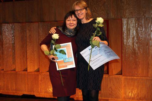 Dr. Christine Ketzer und Susanne Böhmig