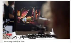 Screenshot: Ausschnitt aus Computerspiel