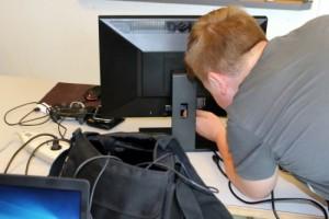 Aufbau der PCs