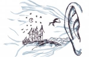 Logo des Projekts Storywelten hören