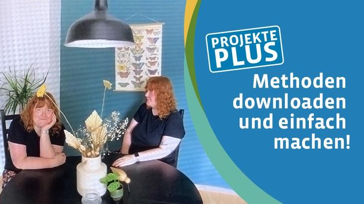 Projekte Plus: Methoden downloaden und einfach machen