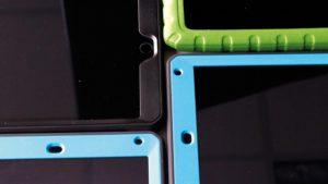 viele iPads in bunten Hüllen